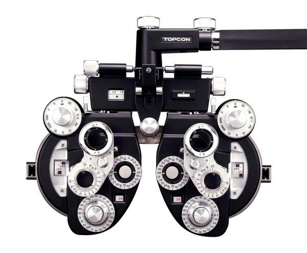 foróptero foroptero de oftalmolgoia equipo oftalmologia